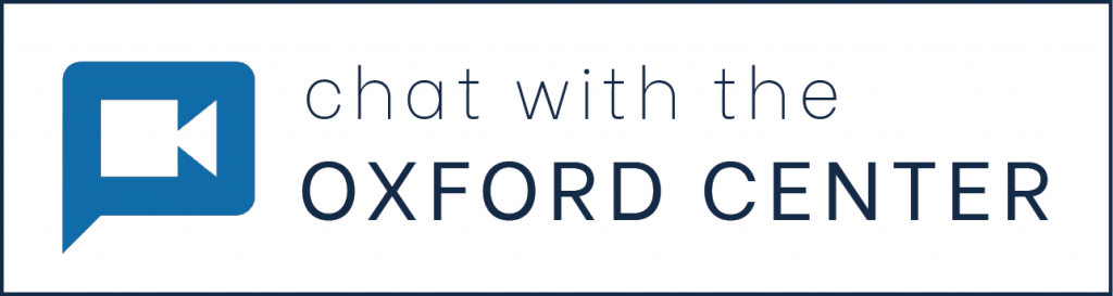 chat with the oxford center