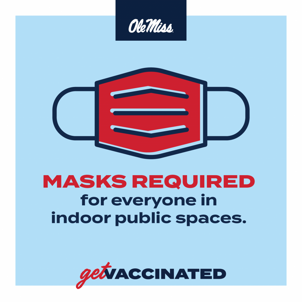 masks required get vaccinated