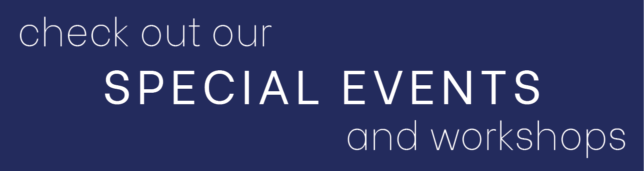 special events and workshops